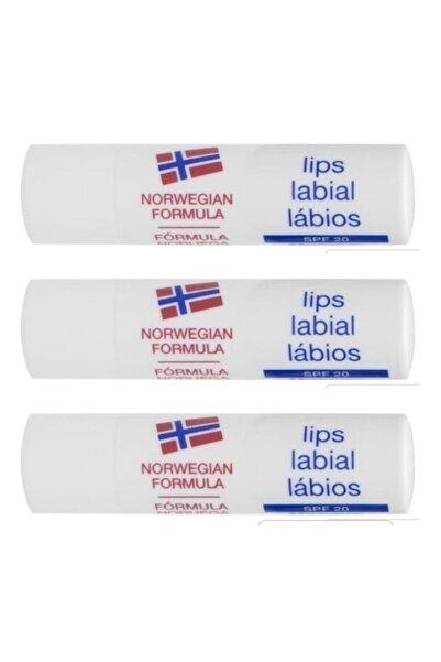 Neutrogena Dudak Koruyucu Nemlendrici Lip Stik 3 Adet