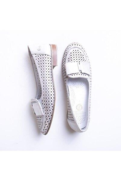 Mammamia Kadın Lame Günlük Ayakkabı