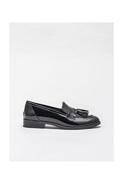 Elle Shoes Siyah Kadın Günlük Ayakkabı