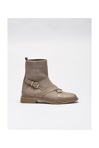 Elle Shoes Vizon Kadın Günlük Bot