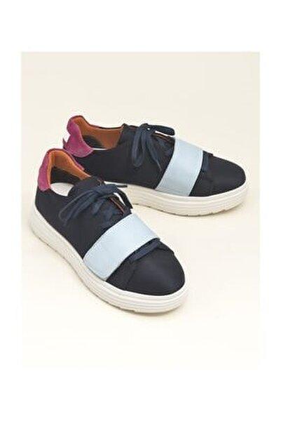 Multi Lacivert Kadın Spor Ayakkabı LORETEE