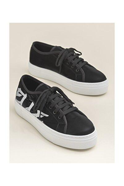 Elle Shoes JENET Siyah Sneaker Kadın Sneaker 20YBB166
