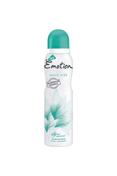 Emotion Kadın 150 ml Aqua Kıss Deodorant