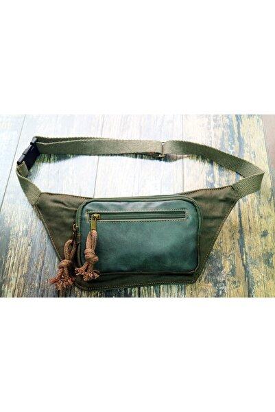 Street Bag Unisex Bel Çantası