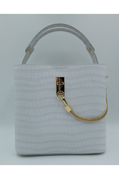 Matthew Cox Kadın Beyaz Çanta T712