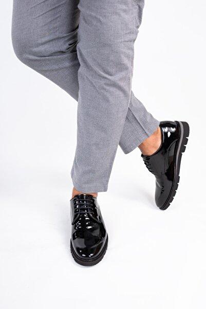MARCOMEN Erkek Siyah Casual Ayakkabı