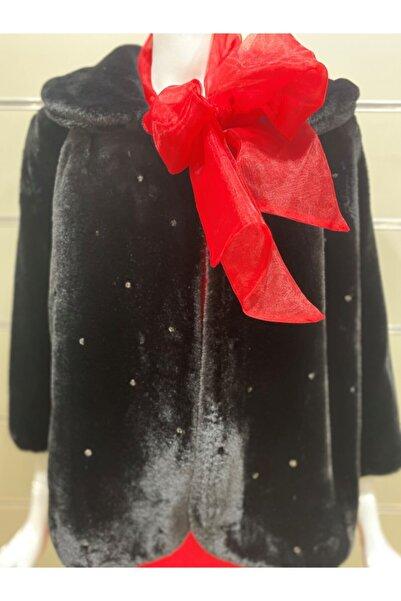 İmza Istanbul Kürk Ceket Siyah