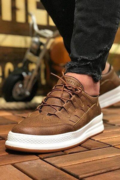 Chekich Erkek Taba Sneaker Ch040