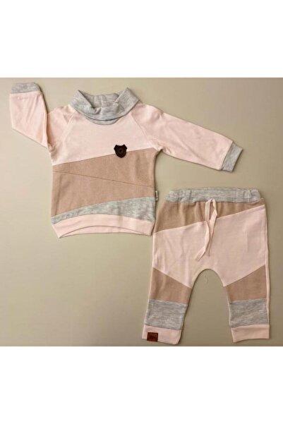 Flexi Kız Bebek Pembe Ikili Takım