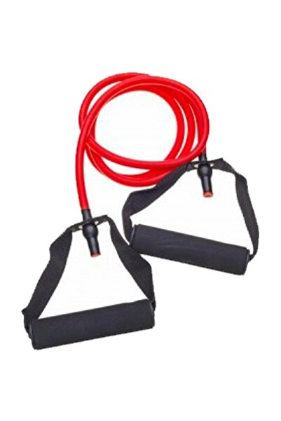 SwimTurk Kırmızı Orta Sert Direnç Lastiği 1500