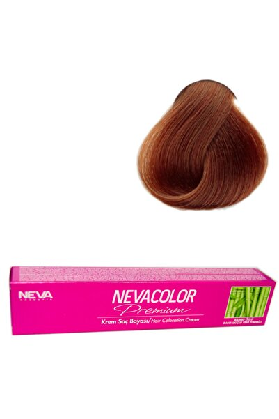 Neva Color Tüp Boya 7 Kumral