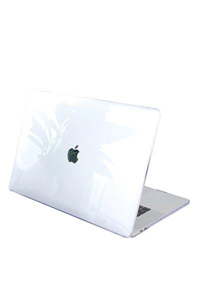 Mcstorey Macbook Pro Kılıf 16inc Hardcase A2141 Uyumlu Touchbar Koruyucu Kristal Kılıf Parmakizi Bırakmaz 836