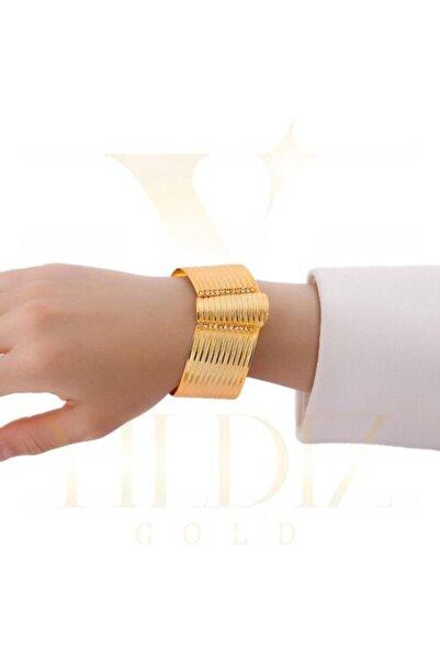 Yıldız Gold İmitasyon Trabzon Altın Kaplama Kelepçe