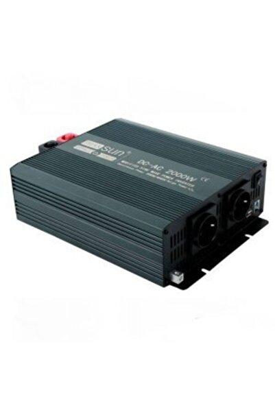 MEXXSUN 2000 Watt Modifiye Sinüs Inverter