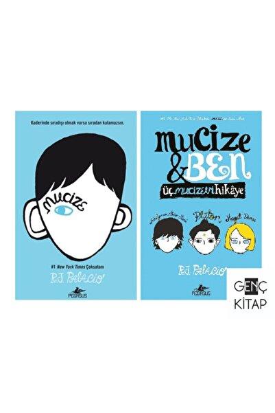 Pegasus Yayınları Mucize 2 Kitap Set R.j. Palacıo Mucize Ve Ben