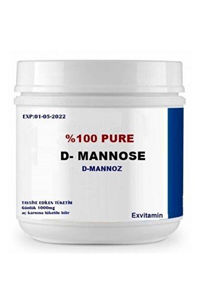 exvitamin D Mannose Mannoz %100 Pure Saf 50gr