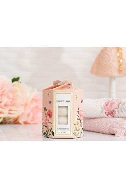 English Home Gül-susam-papatya Özlü Katı Sabun 4x45 Gr Beyaz