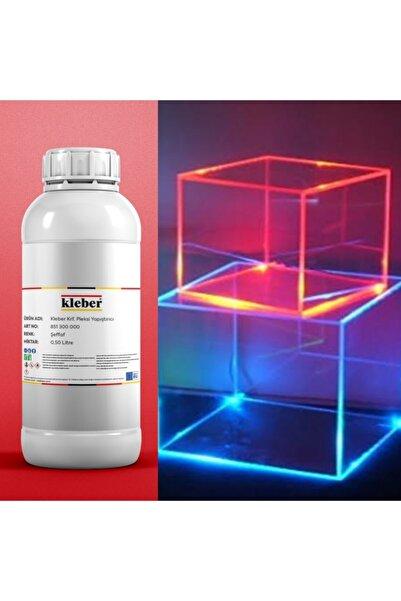 Kleber 500ml Kloroform Akrilik Levha Yapıştırıcı Ince Ürünü Ilacı