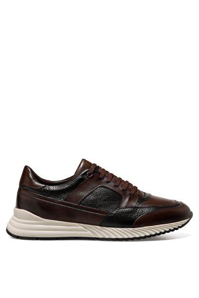 İnci Kıtan Kahverengi Erkek Günlük Ayakkabı