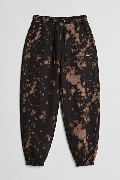 Bershka Batik Desenli Jogging Fit Pantolon