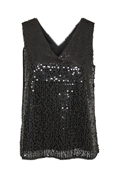 Vero Moda Kadın Siyah Bluz