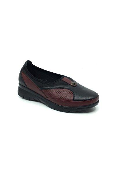 Taşpınar Kadın Siyah Günlük Anne Ayakkabı 36-41