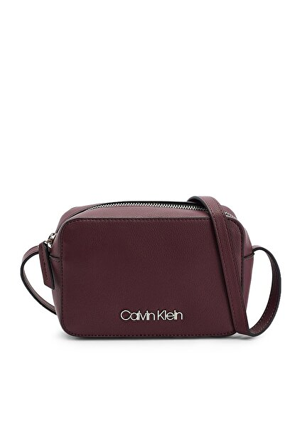 Calvin Klein Kadın Bordo Ayarlanabilir Askılı Çanta K60k606759 Gdu