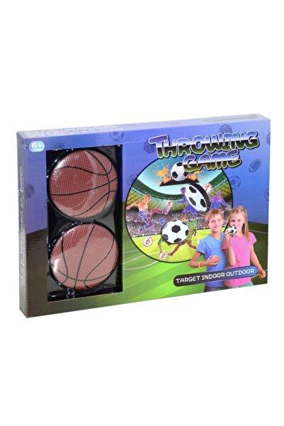 BİRLİK TOYS 222-2a Fırlat Yapıştır Basket Seti
