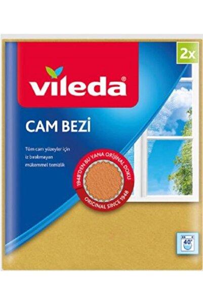 Vileda Mikrofiber Cam Bezi 2 li Adet