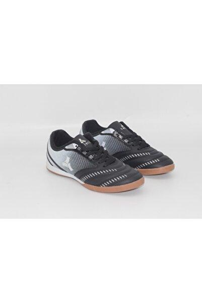 Twingo Erkek Siyah Beyaz  Halı Saha Spor Ayakkabı 225
