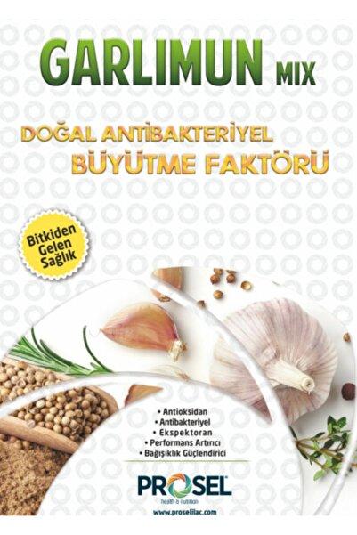 Prosel Garlimun Mix 100 Ml Tavuk&güvercin Kanatlı Hayvanları Için Doğal Vitamin Premiks Salmonella Önleyici