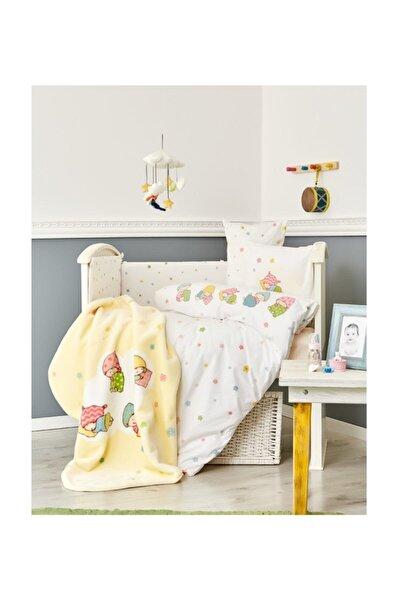 Karaca Home Sleepers Sarı Bebek Soft Ispanyol Battaniye