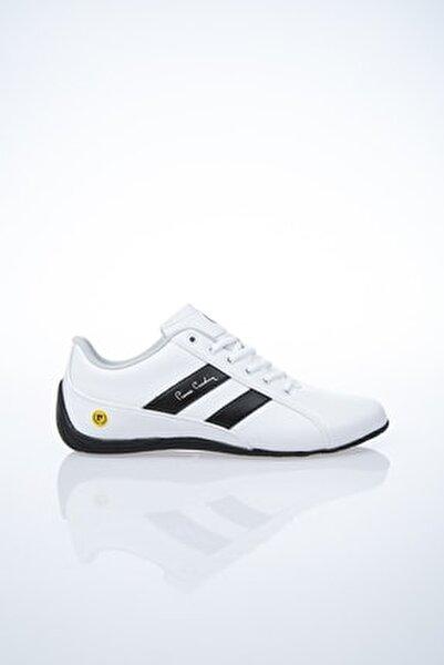 Erkek Beyaz Sneaker Pc-30490 - 3319-19