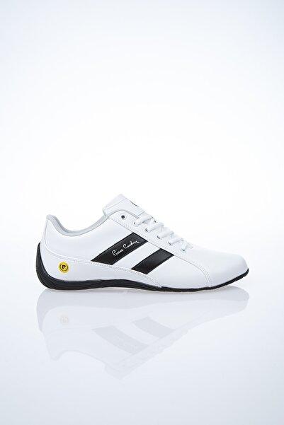 Pierre Cardin Erkek Beyaz Sneaker Pc-30490 - 3319-19