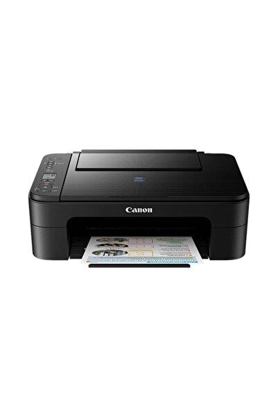 HP Canon Pixma E3340 Fotokopi + Tarayıcı Wi-fi Mürekkep Püskürtmeli Renkli Yazıcı