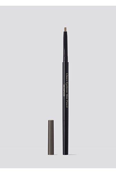 Skinfood Choco Eyebrow Slim Pencil 03 Natural Brown