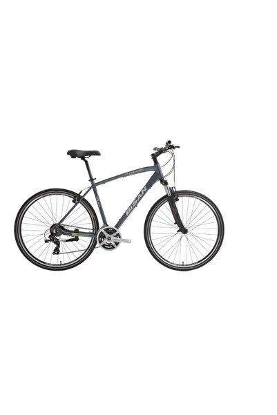 Bisan Siyah Turuncu Kırmızı Trx8100 28j 52kadro 21v Bisiklet