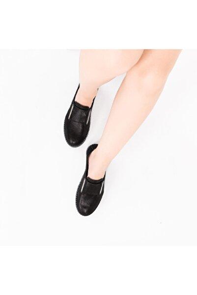 Mammamia Kadın Siyah Casual Ayakkabı