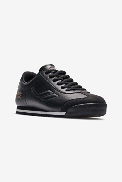 Lescon Unisex Siyah Ayakkabı