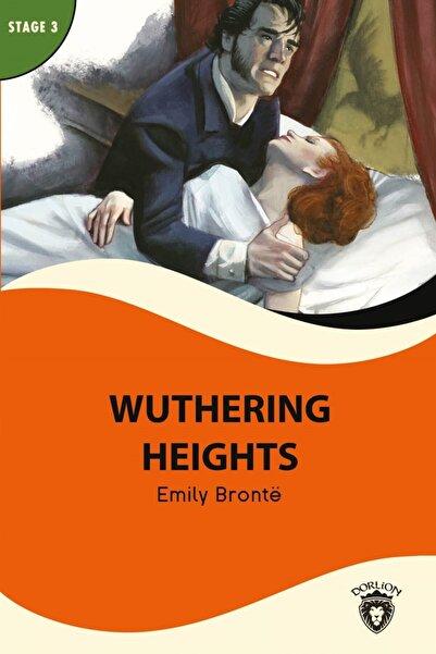 Dorlion Yayınevi - Özel Ürün Wuthering Heights Stage 3 - Emily Bronte 9786254070709