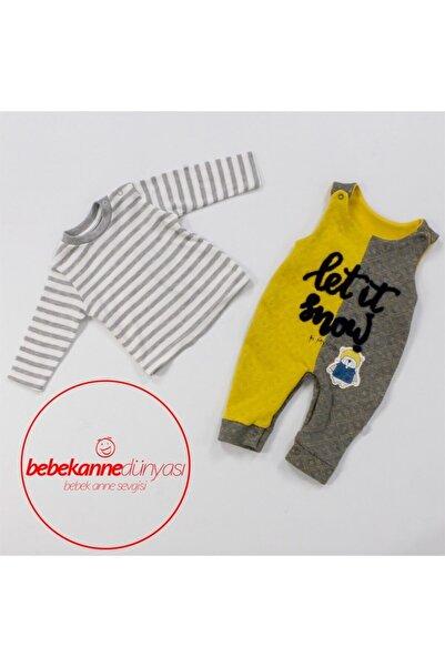 Mymio Baby Kapitone Salopet Lüx Tulum 60108