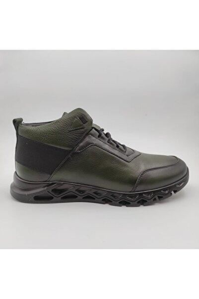 MARCOMEN Erkek Haki Casual Ayakkabı