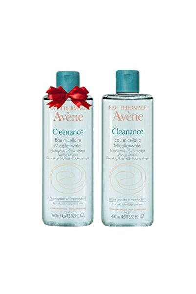 Avene Cleanance Water 400 ml 2.si Hediye