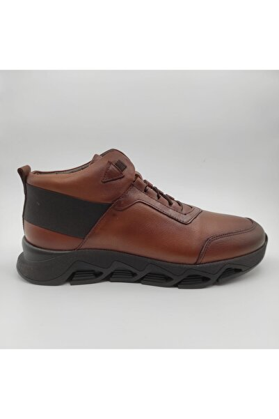 MARCOMEN Erkek Taba  Deri Casual Ayakkabı