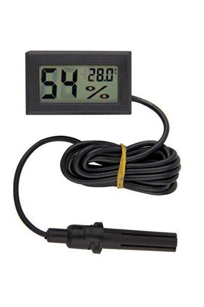 usmtekno Kuluçka Nem Ölçer Termometre Problu Dijital Higrometre Termometre Dijital Termometre ,ısı Derece