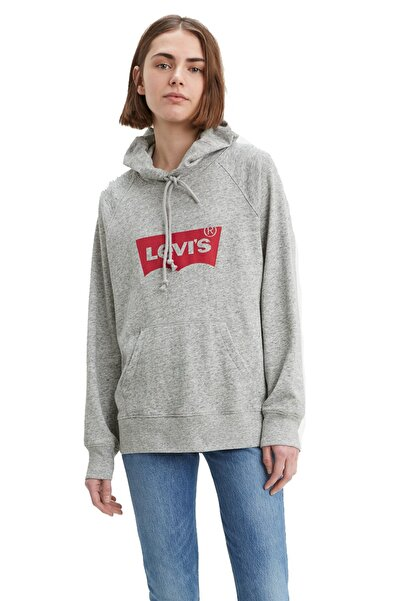 Levi's Kadın Graphic Sportswear Sweatshirt 35946-0098