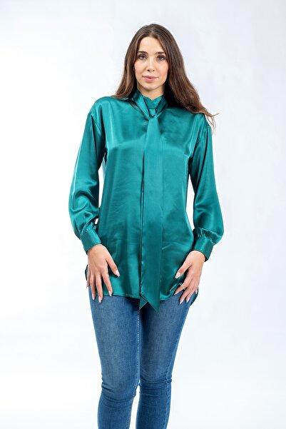 Vero Moda Kadın Uzun Kollu Gömlek