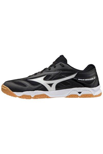 MIZUNO Unisex Siyah Masa Tenisi Ayakkabısı
