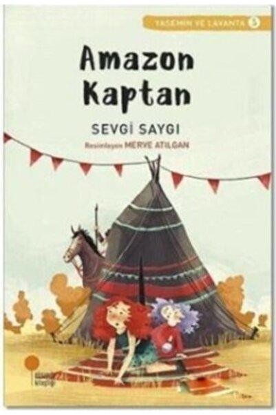 Günışığı Kitaplığı Amazon Kaptan - - Sevgi Saygı