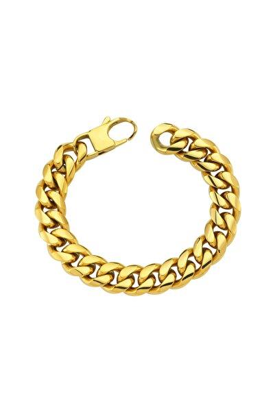 Luzdemia Curb Bracelet - Gold